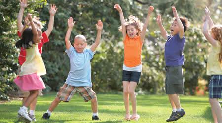 ... Desarrollo Físico y las Capacidades Motoras en Niños de 3 a 7 Años